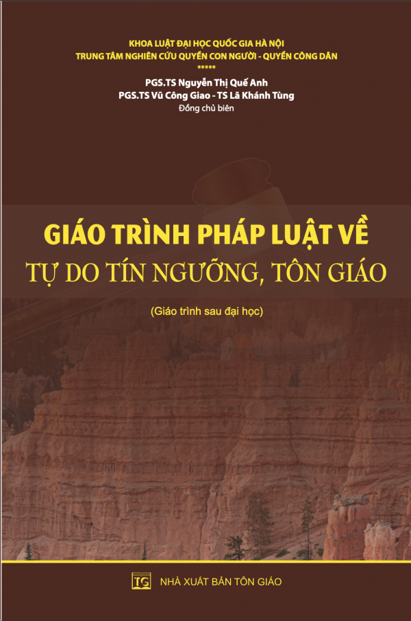 Law on the Right to Freedom of Religion and Belief [in Vietnamese]