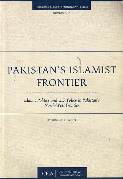 Pakistan's Islamist Frontier