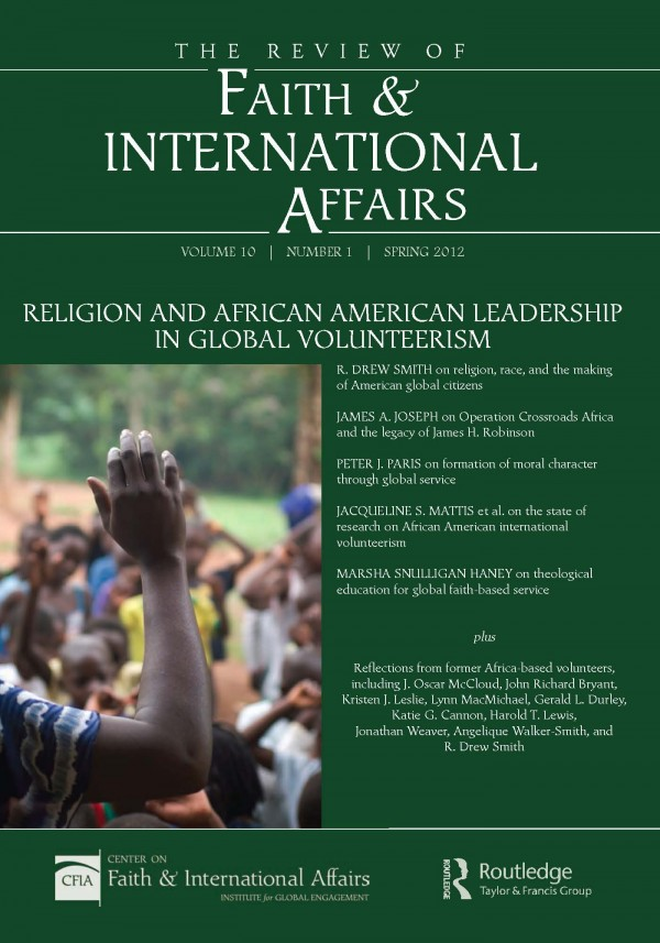 Religion and African American Leadership in Global Volunteerism