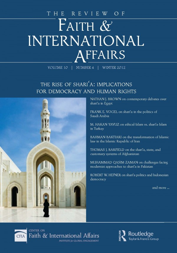 Global Politics and the Question of Shari'a