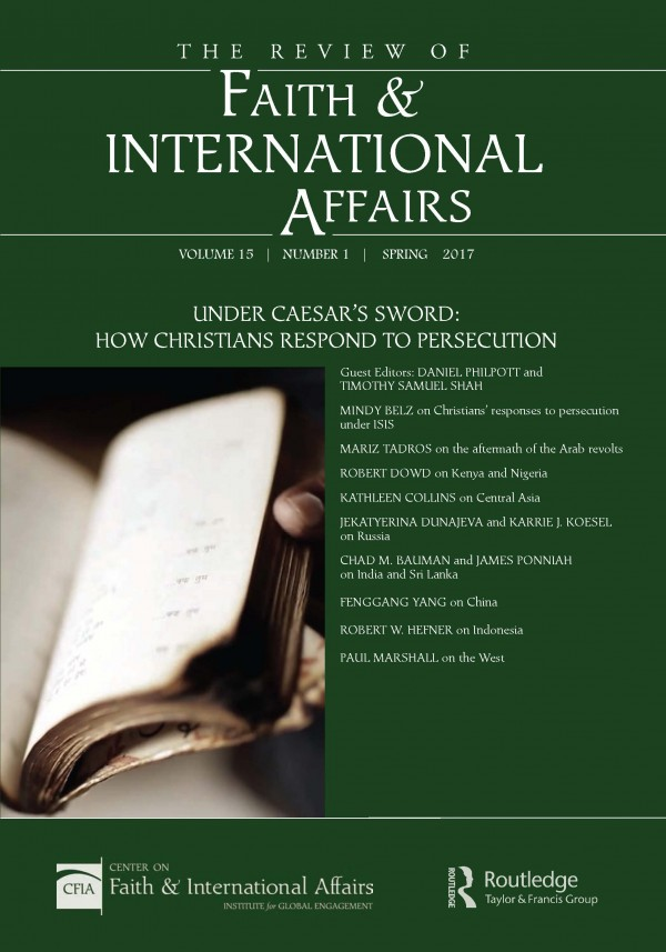 Under Caesar's Sword: How Christians Respond to Persecution