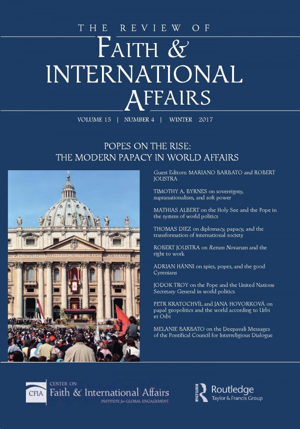 Popes on the Rise: The Modern Papacy in World Affairs