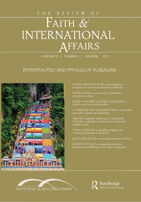 Potentialities and Pitfalls of Pluralism