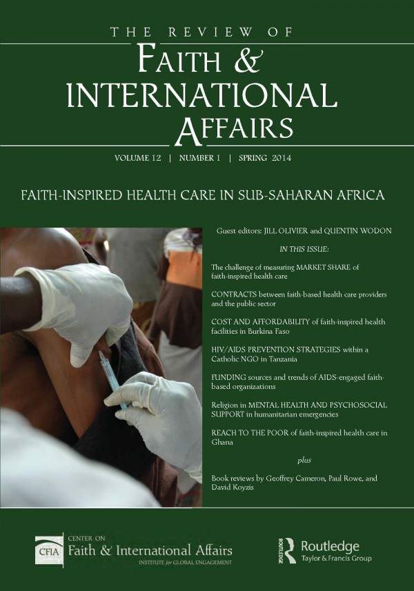 Faith-Inspired Health Care in Sub-Saharan Africa