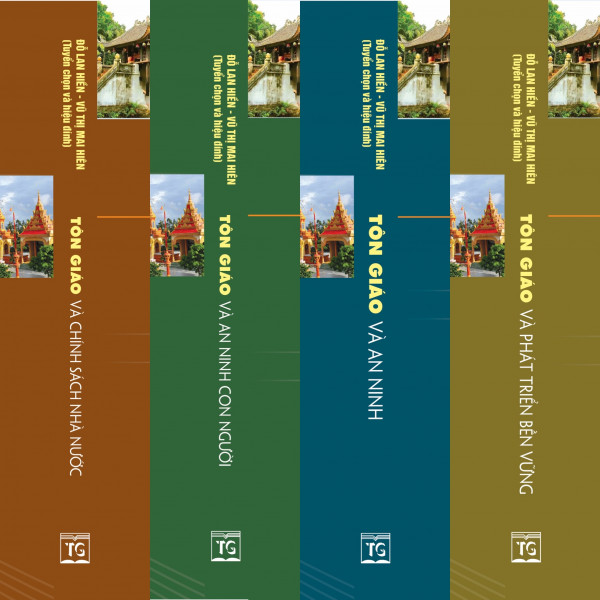 Vietnamese Translations of IGE's Research on Religion, Law, Security, and Development