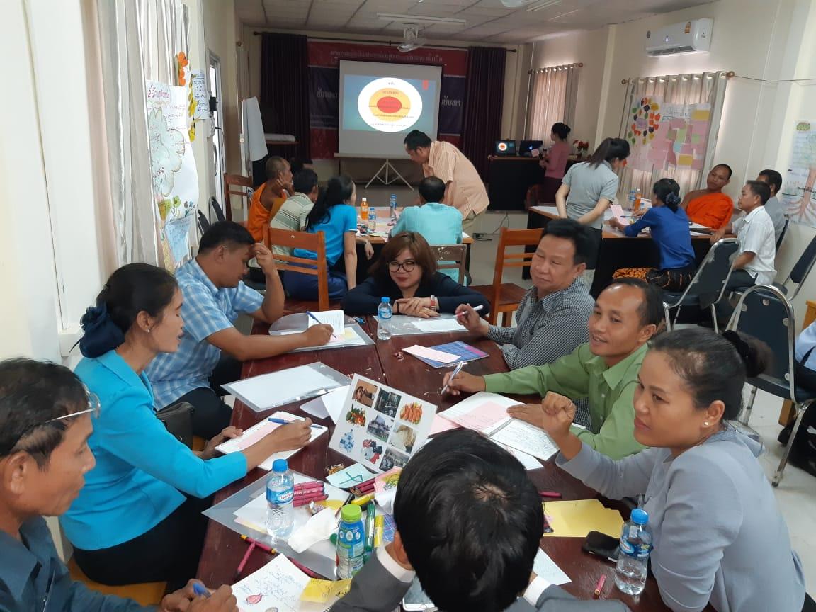 May PB Workshop 2019 laos