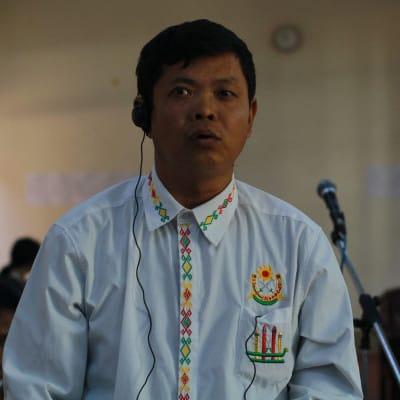 Rev. Dr. KD Awng Nan