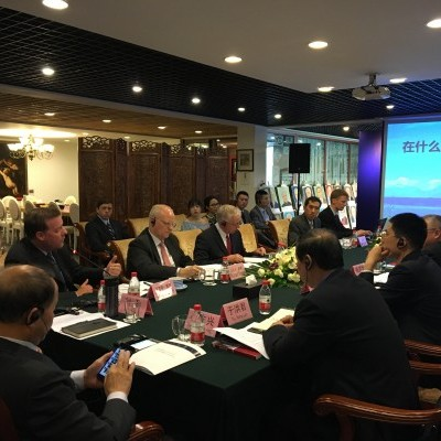 IGE co-hosts a Track 1.5 dialogue on counterterrorism between U.S. and Chinese officials, scholars, and civil society leaders in Beijing.