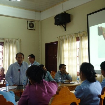 IGE Holds Unprecedented Religious Freedom Seminar in Huaphan Province