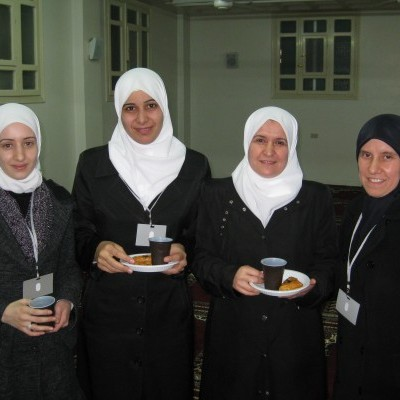 IGE's Center for Women, Faith & Leadership was inspired by its partners who resided in Syria, who empowered women & girls in leadership as a function of their faith and their belief in religious freedom.