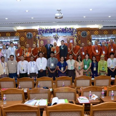 In 2015, IGE held its flagship Religion & Rule of Law Training Program in Yangon. The program convened Buddhist, Christian, Muslim, and Hindu leaders and academics, the first of its kind to be held in the country.