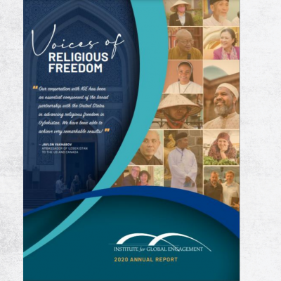 Voices of Religious Freedom: IGE 2020 Annual Report