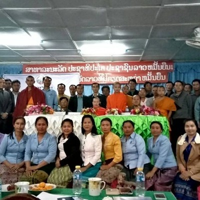 October 2017: For the first time ever, a seminar on religious freedom takes placein Phongsaly Province, one of the most remote provinces in Laos.