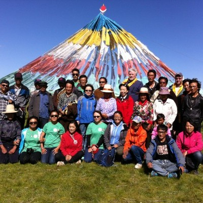 IGE facilitates on-the-ground assessments of Tibetan communities in Qinghai