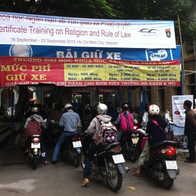 IGE's Religion and Rule of Law programming in Vietnam began in 2012. Since then we have held 7 certificate programs. 560 government officials and faith leaders have participated in our trainings to date.