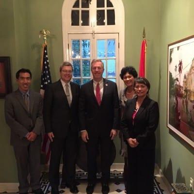 U.S. Embassy in Hanoi