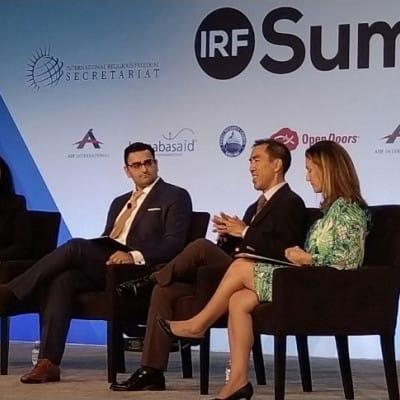 IGE Participates in Inaugural International Religious Freedom Summit in Washington, D.C.