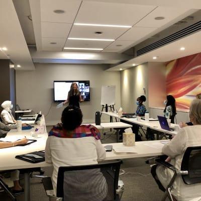 IGE Hosts Center for Women, Faith & Leadership Fellowship Workshop in Washington, DC