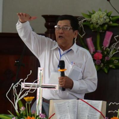 Pastor Nguyen Van The