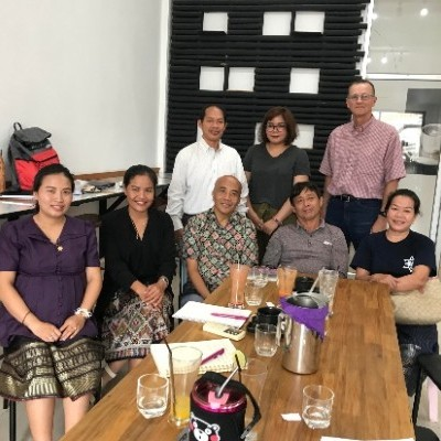 IGE's August 2019 Trip to Laos