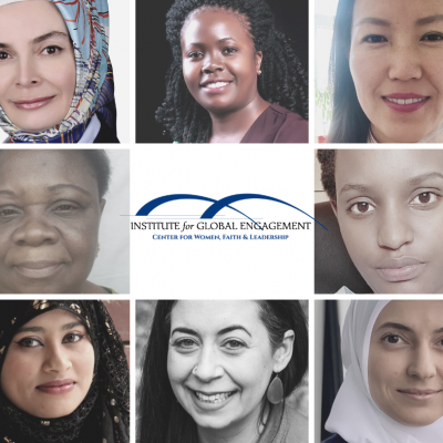 IGE's Center for Women, Faith & Leadership (CWFL) Welcomes 30 Women of Faith to its 2021 Fellowship Programs!