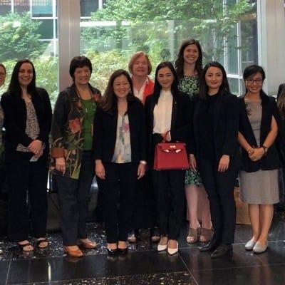 Center for Women, Faith & Leadership 2019 Fellowship Workshop held in Tashkent, Uzbekistan