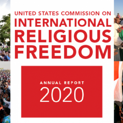 USCIRF's 2020 Report and the Need for IGE