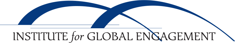 The Institute for Global Engagement (IGE) logo